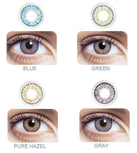 Alcon Freshlook ONE-DAY Color Contact Lens (10 lenses/box)