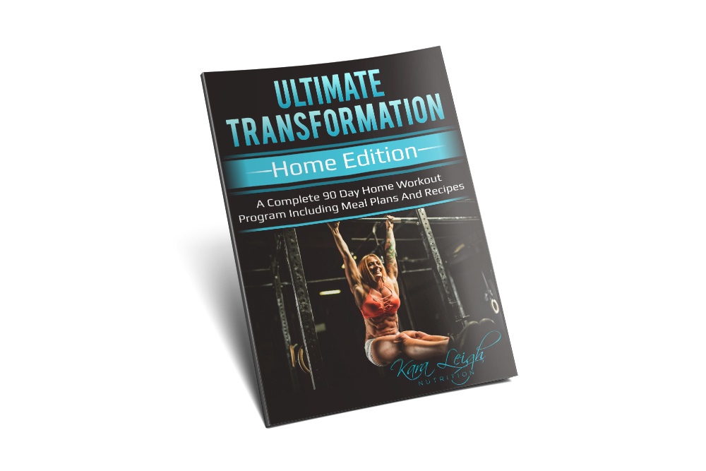 90 Day Diet & Exercise Program - Home Edition *Digital Download
