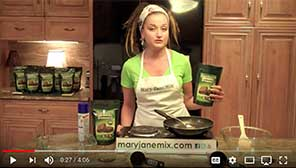 Blazin' brownie youtube video