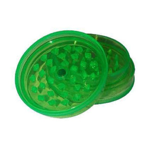 Acrylic Sharktooth Herb Grinder