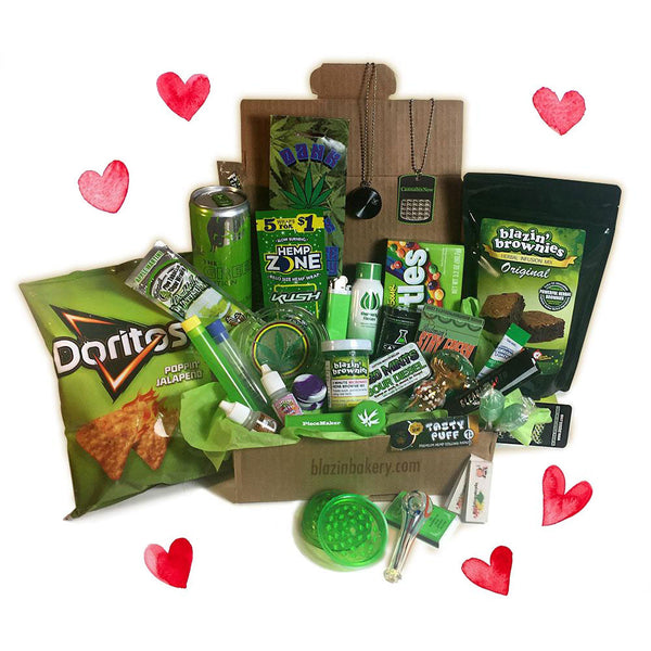 Blazin' Love Box