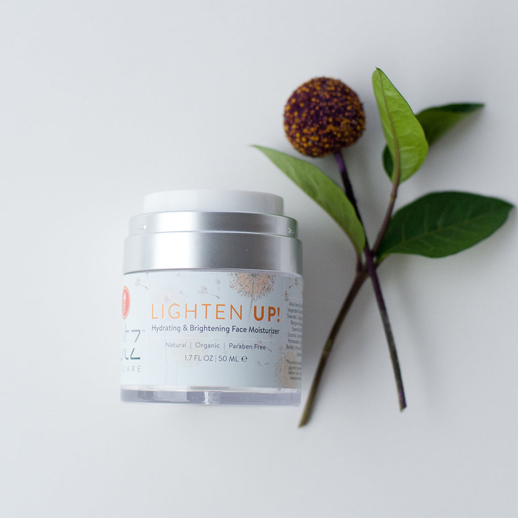 Lighten Up!/Hydrating + Brightening Face Moisturizer