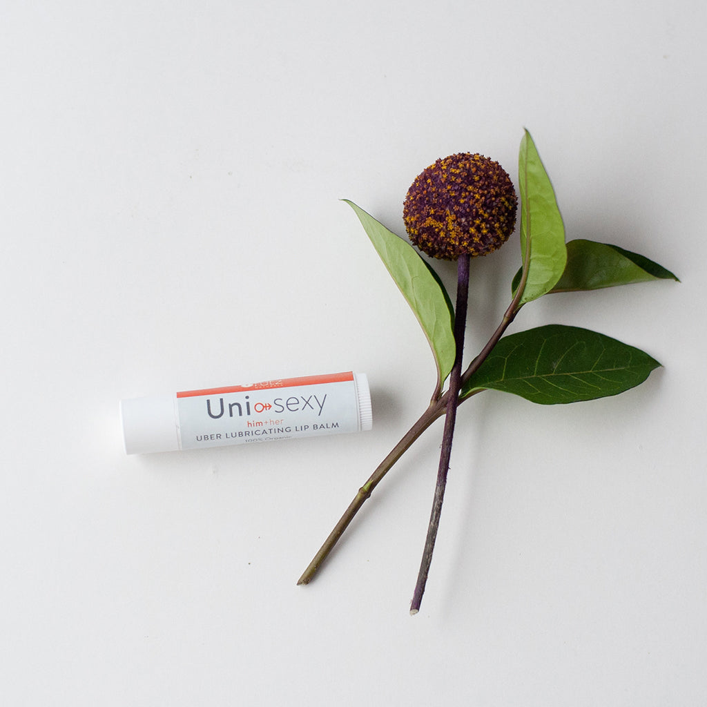 Unisexy!/Uber Lubricating Lip Balm