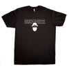 The Magical Beard Co Logo T-Black