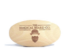 Magical Beard Logo Beard Boar Brush