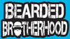 Bearded Brotherhood Sticker