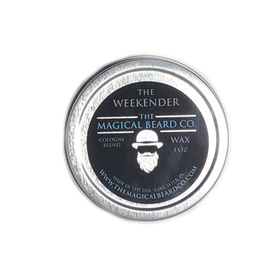 The Weekender Mustache Wax 1 oz