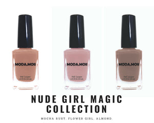 Nude Girl Magic Collection