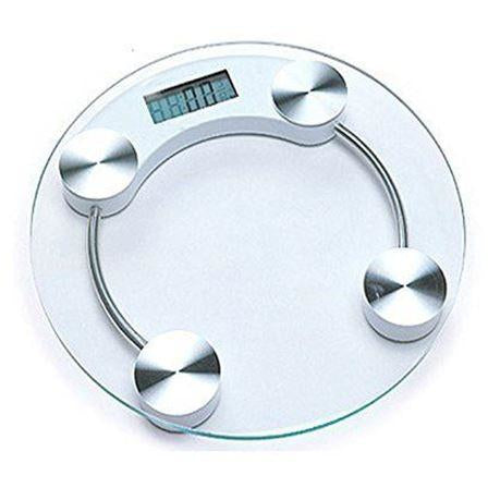 Tempered Glass Body Digital Scale