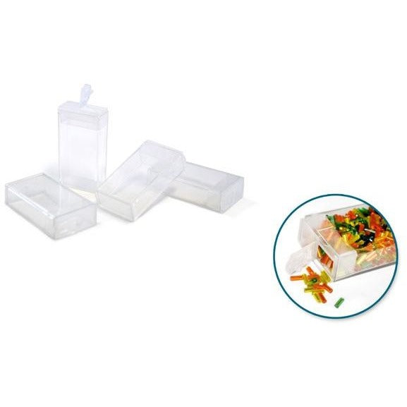 Mini Storage Containers, 4/pk