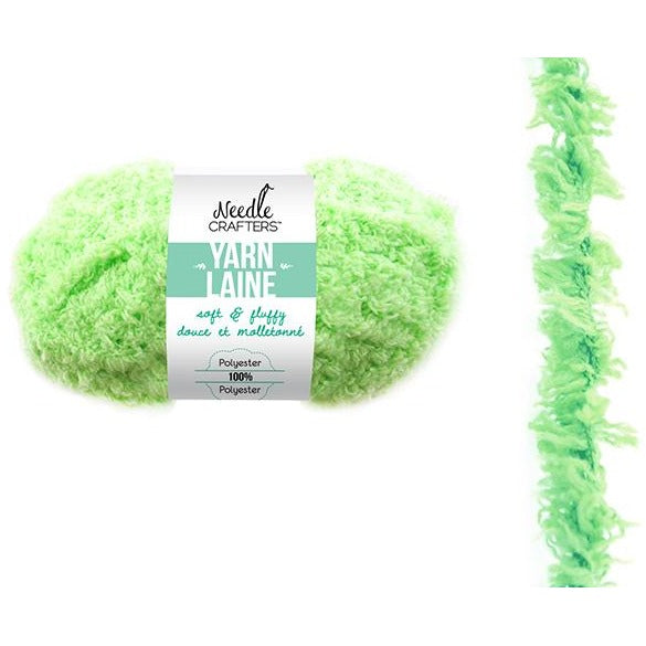 Soft and Fluffy Yarn - Mint, 50g
