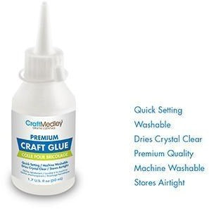Craft Glue Premium Clear 50ml