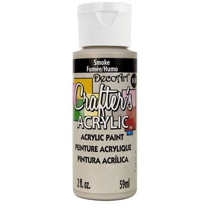 Crafter's Acrylic All-Purpose Paint - Smoke