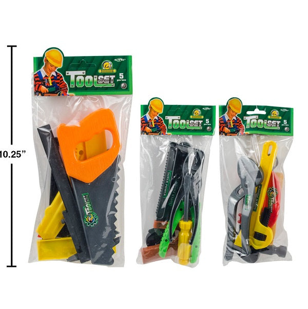 5-pc Tools Set