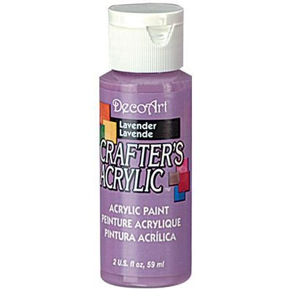 Crafter's Acrylic All-Purpose Paint - Lavender
