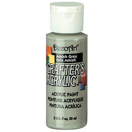 Crafter's Acrylic All-Purpose Paint - Amish Grey