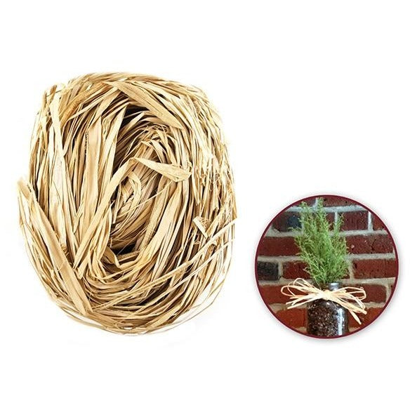 Natural Raffia 2oz