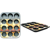 Non-stick 12-cup Regular Muffin Pan