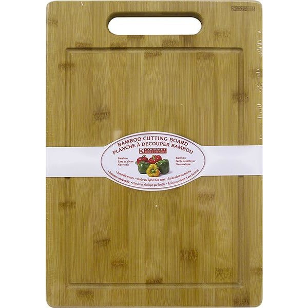 "Bamboo Cutting Board  11""x16"""