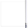 Self-Adhesive Shelf Liner, White