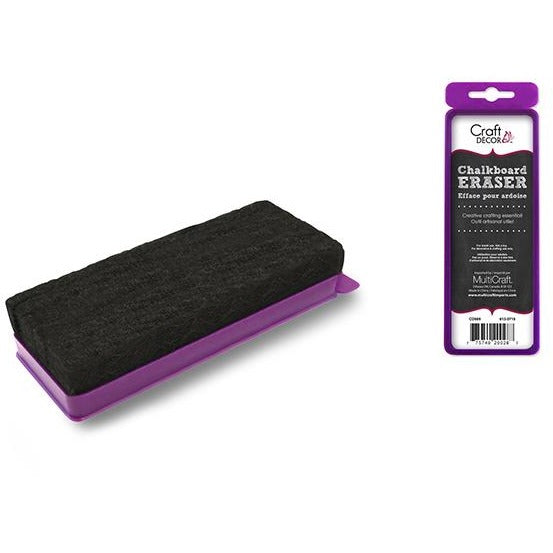 Chalkboard Eraser, Noiseless and Dustless