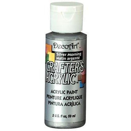 Crafter's Acrylic All-Purpose Paint - Silver Morning