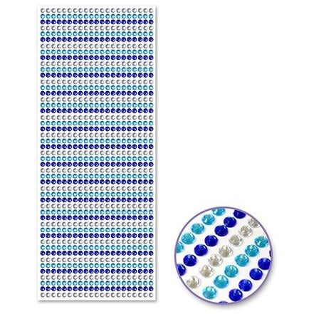 Value Pack 4mm Gem Lines - Ocean, 1029/pk