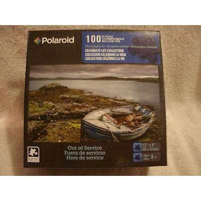 Jigsaw Puzzle 100 Pieces - Out of Service