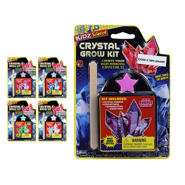 Crystal Grow Kit