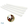 "Glue Sticks 10""x0.43"", 4/pk"