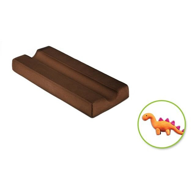 Modelling Clay - Brown, 190g/pk