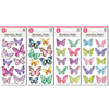 3D Laser Stickers - Butterfly