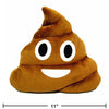 Emoji Poo Cushion
