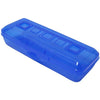 Sterilite Medium Plastic Pencil Box