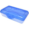 Sterilite Plastic Pencil Box