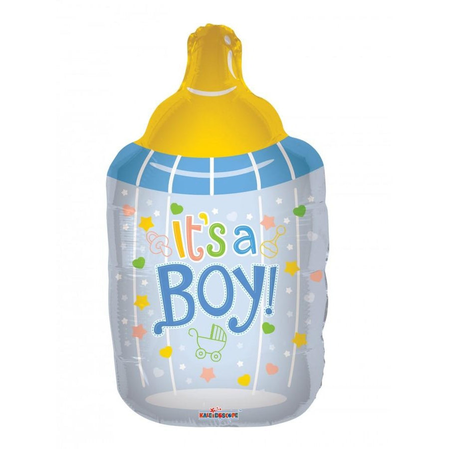 "36"" Super Shape Baby Bottle Boy Shape"