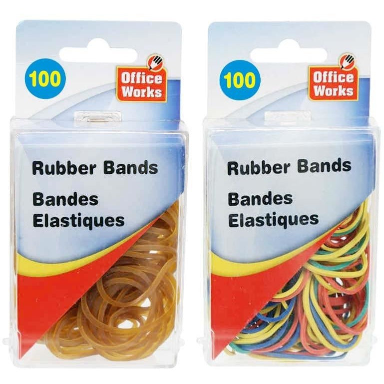 Rubber Bands, #33