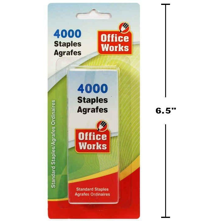 4000-pc Standard Staples