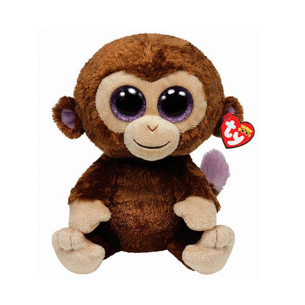 Ty Beanie Boos - Coconut, Large 10""