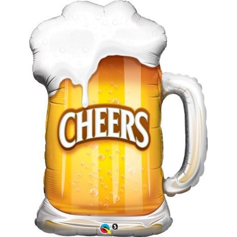 "35"" Super Shape Cheers Beer Mug"