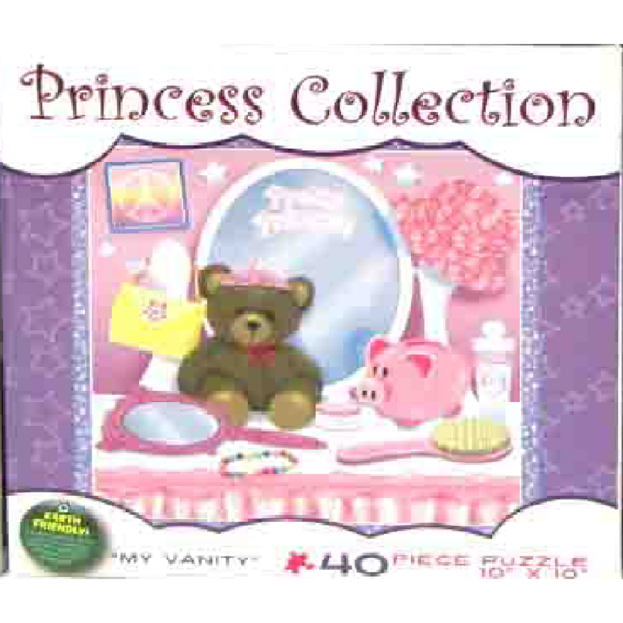 Jigsaw Puzzle 40 Pieces - My Vanity