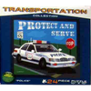 Jigsaw Puzzle 24 Pieces - Police Car