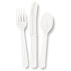 Value Pack Plastic Cutlery Assorted, 36/pk
