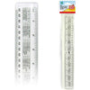 Ruler with Conversion Tables, 2/pk