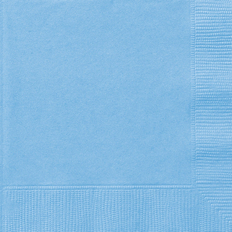 "10"" x 10"" Powder Napkins 20/pk"