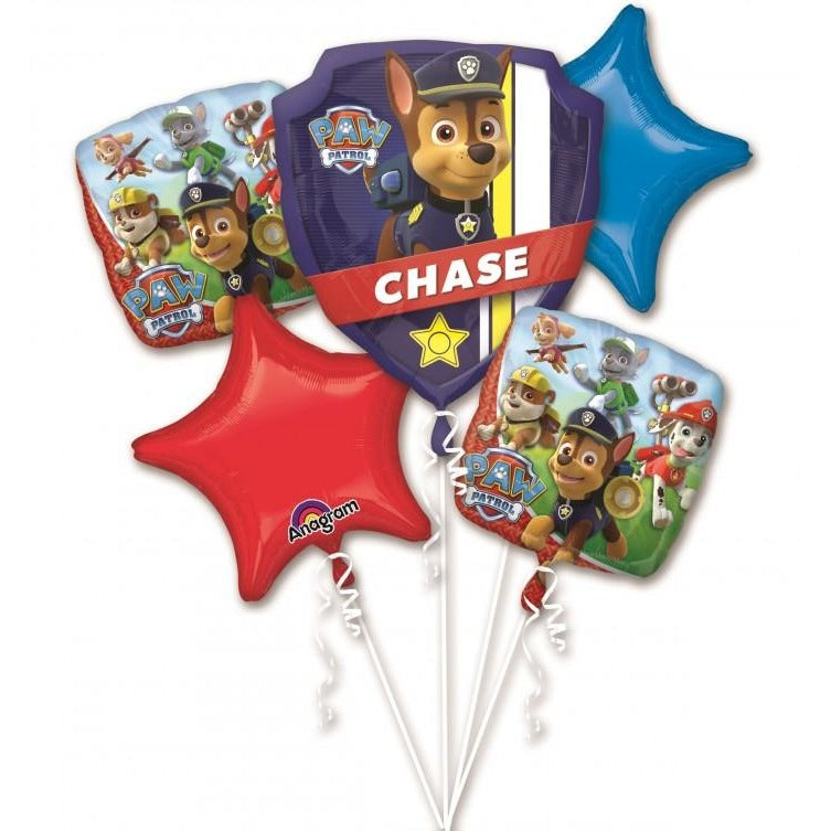 Bouquet Balloons Paw Patrol