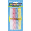 Multi-Colour Spiral Candles 72/pk