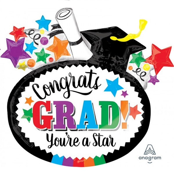 SuperShape Grad You're a Star