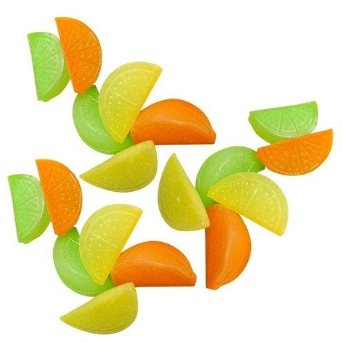 Reusable Ice Cubes, Lemon Shapes 18/pk