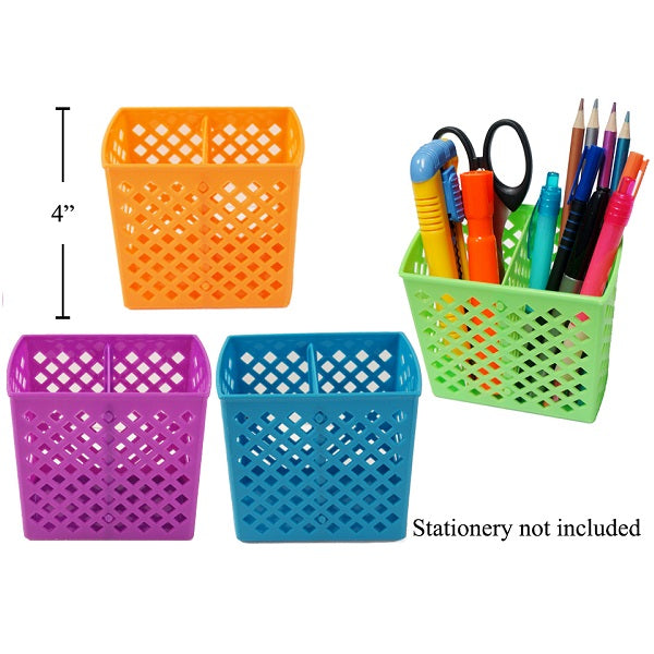 Pen Holder w/ Adjustable Divider